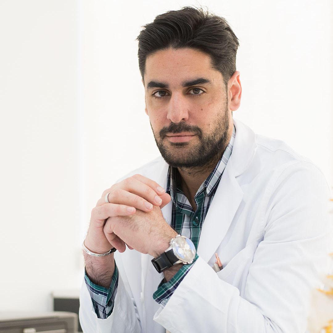 Dr Francisco Lara Pulido