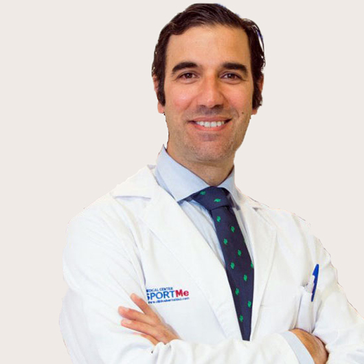 Dr. Pedro Bernaldez Dominguez