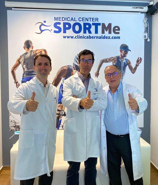 Drs Dallo,Bernáldez y Hernandez