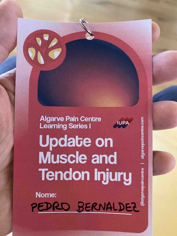 """PROGRAMA Update muscle and tendon injuries"""" (faro,portugal 2021)"""