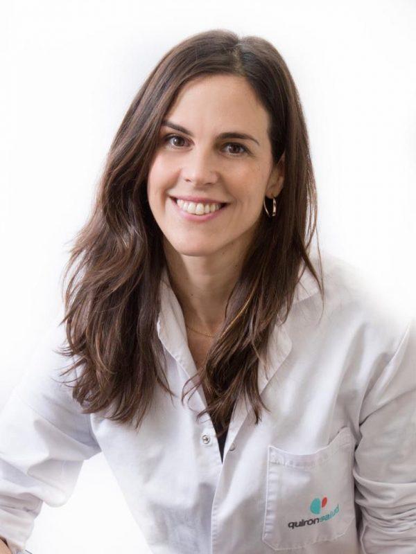 Dra Almudena Fernandez RH Sonoanatomia